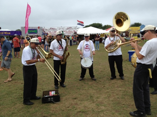 Hot Tamale Brass Band