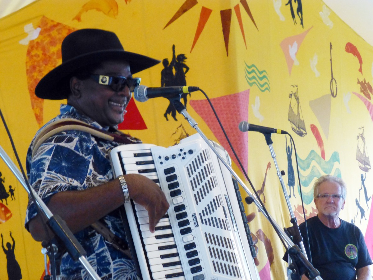 Nathan and the Zydeco Cha Chas