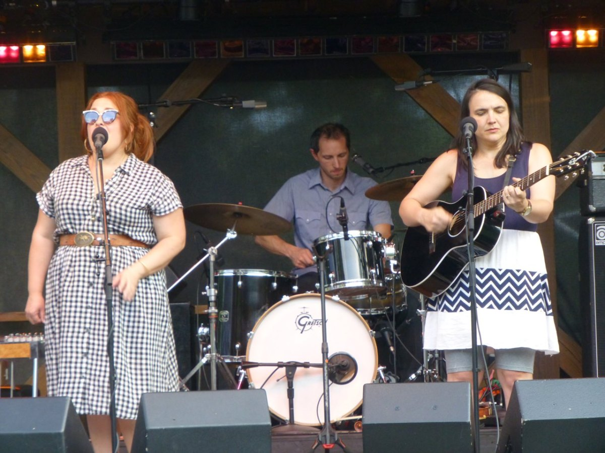 The Sweetback Sisters