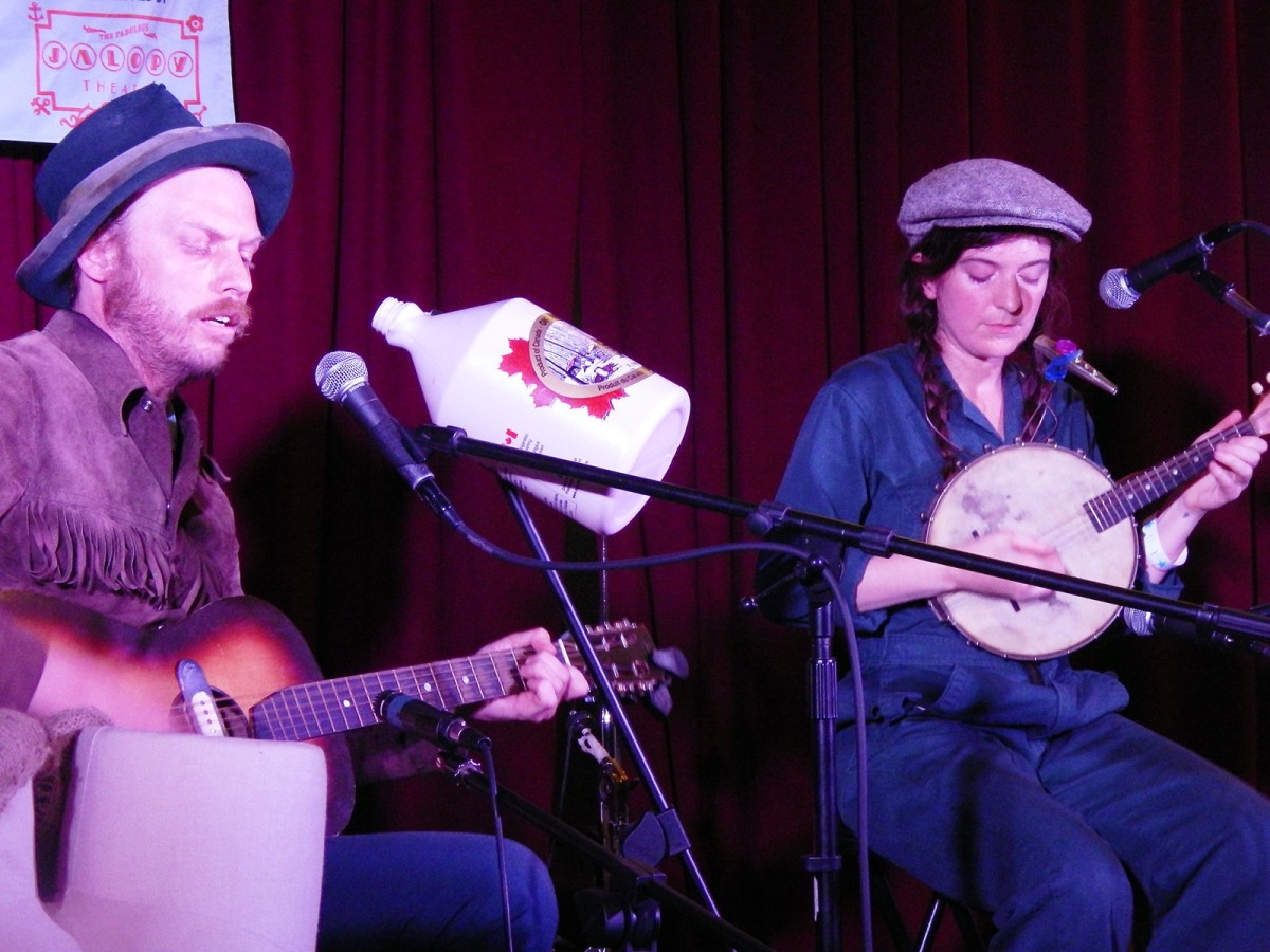 ever-lovin jug band