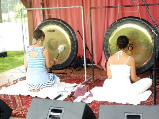 festival gongs