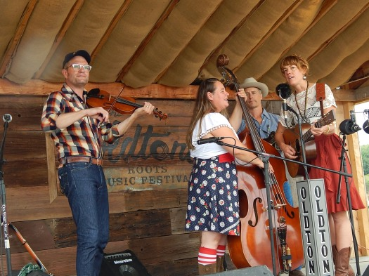 foghorn string band