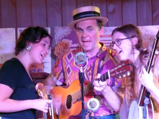 bill and the belles newtown 2019